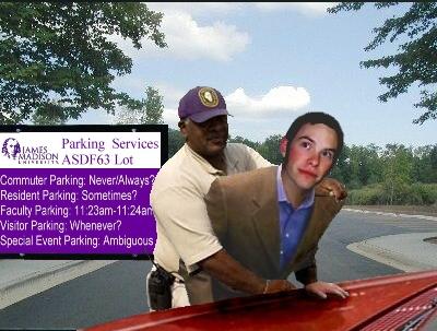 parking rape